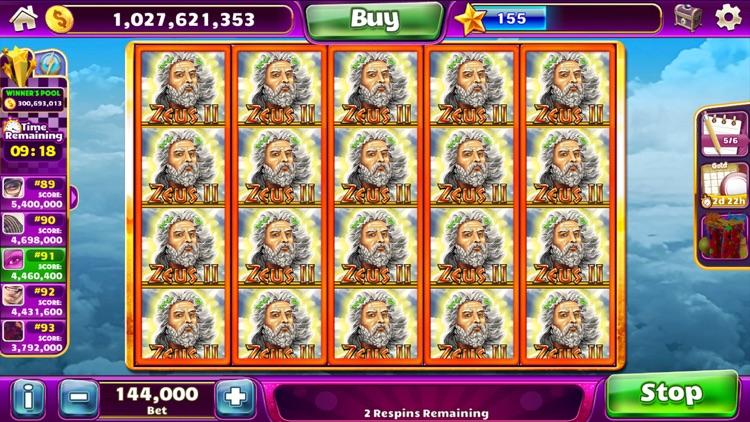 Jackpot Party - Casino Slots screenshot-4