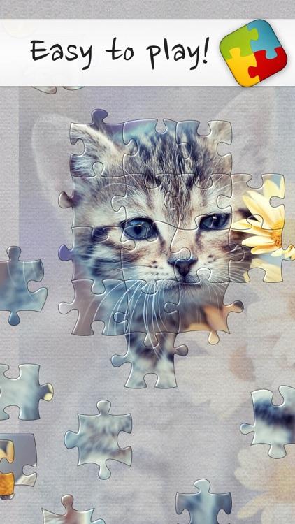 Puzzles & Jigsaws - board game screenshot-4