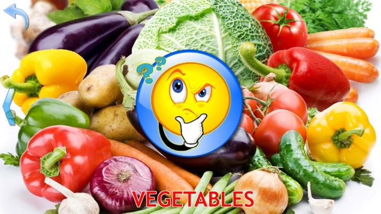 Fruit and Vegetables for Kids screenshot-4