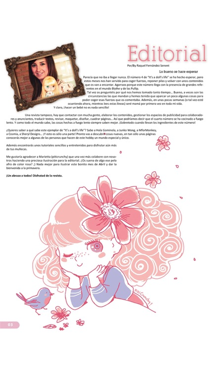 It's a Doll's Life (Espanol) screenshot-3