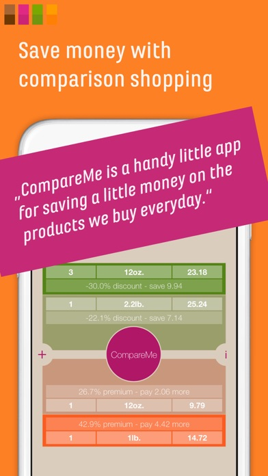 Screenshot for CompareMe Price Comparison in United States App Store