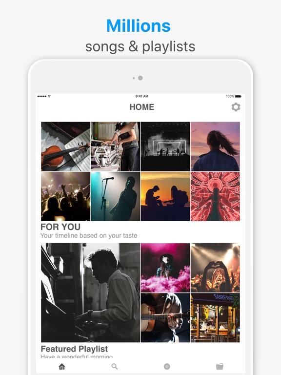Music Player- Music Video Play-ipad-0