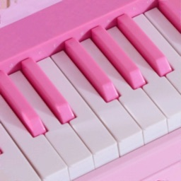 Pink Piano - Play And Learn