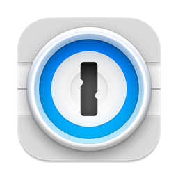 Ícone do app 1Password 7 - Password Manager