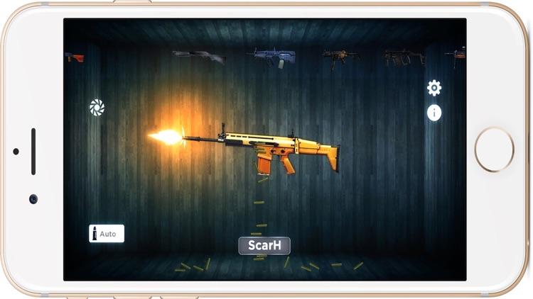 Real Gunshot Simulation App screenshot-3