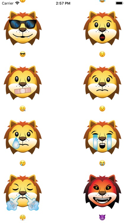 Malossi Emoji screenshot-2