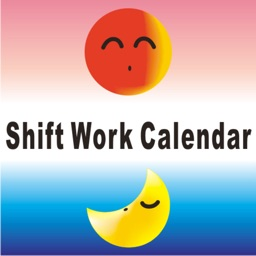 Shift worker's calendar