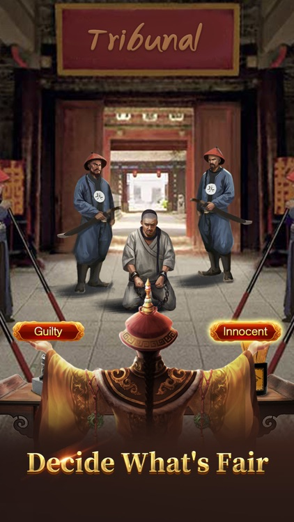 Be The King: Judge Destiny screenshot-0