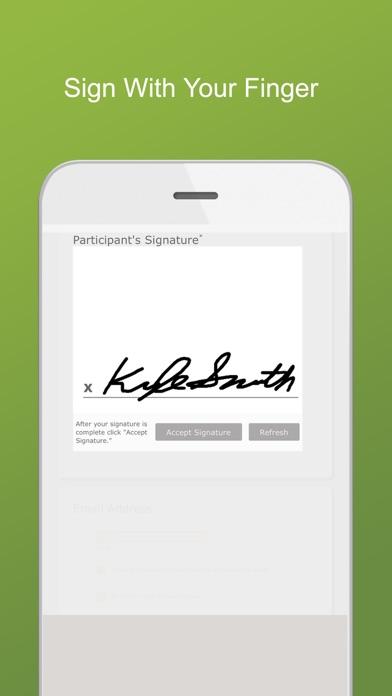 Smartwaiver KioskScreenshot of 4