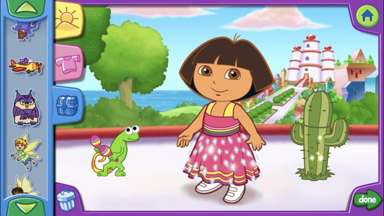 Dora's Dress-Up Adventures!