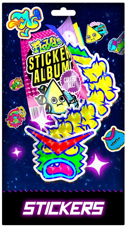 Floyd's Sticker Squad screenshot-3