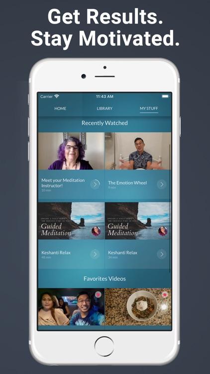 ChillTime: Wellness Living screenshot-3
