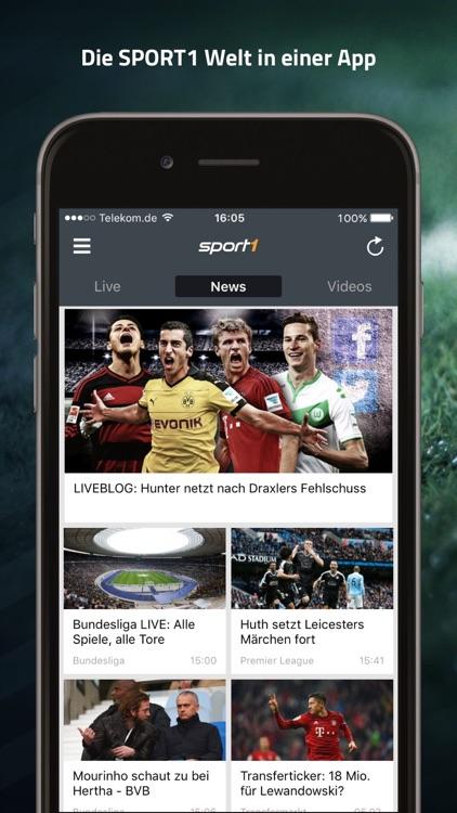 SPORT1 - Fussball WM 2018 screenshot-0