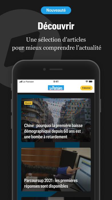 Le Parisien : l'info en directのおすすめ画像3