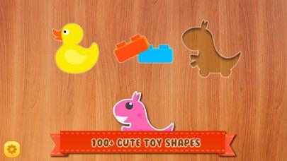 Baby Toy Shape Blocks Puzzle screenshot three