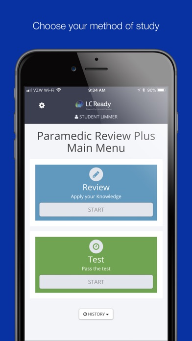 Paramedic Review Plus review screenshots