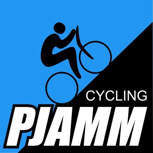 PJAMM Cycling App