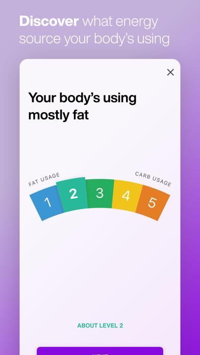 Lumen - Metabolism Tracker screenshot