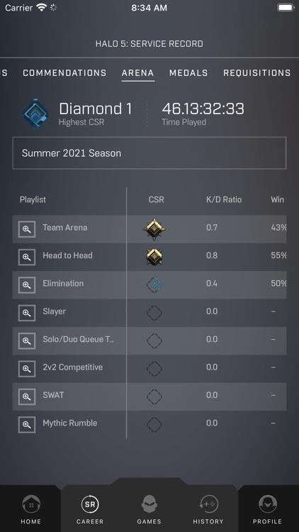 Halo Waypoint screenshot-3