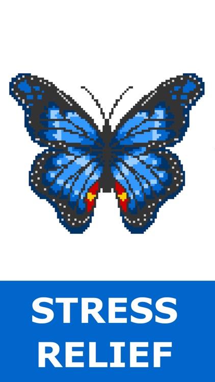 Color By Number :  Pixel Art screenshot-4