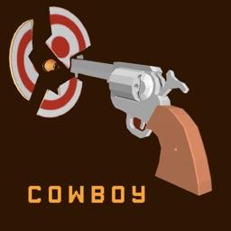 Cowboy Gun Shooting