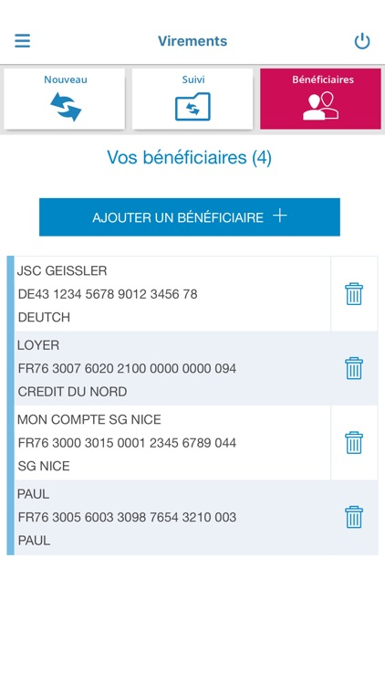 Crédit du Nord pour iPhone screenshot-3
