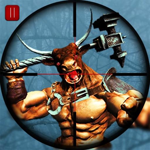 Sniper Monster Giant Hunter