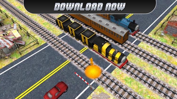 RailRoad Crossing Tycoon Pro screenshot-5