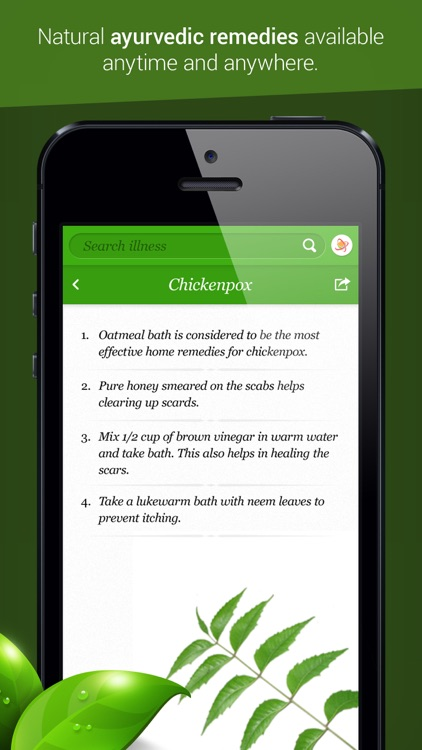 Home Remedies Natural Ayurveda screenshot-3