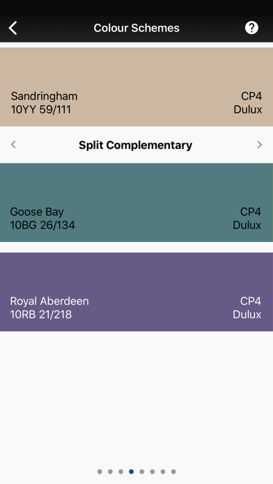 Colour and Concierge screenshot three