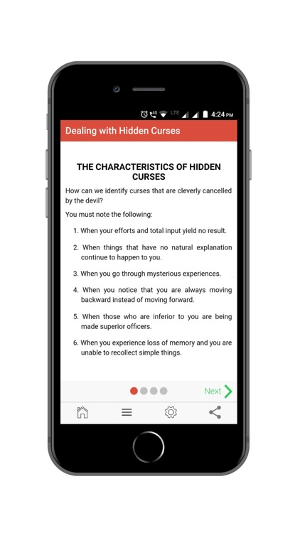 Dealing with Hidden Curses screenshot-3