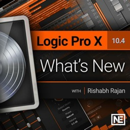 Whats New Course For Logic Pro