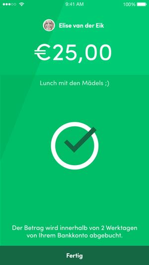 Payconiq - Mobile payments Screenshot