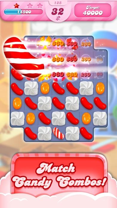 Screenshot 3 of Candy Crush Saga App
