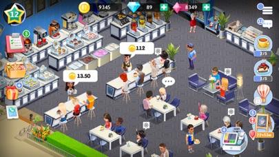 Mon café — jeu de restaurant