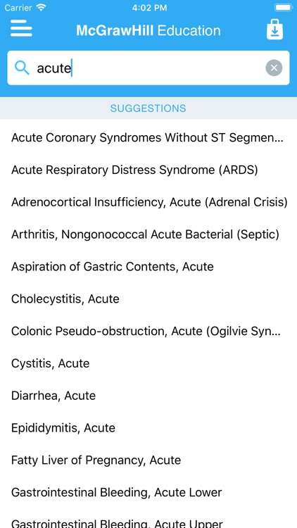 Quick Diagnosis & Treatment screenshot-1