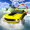 PHAM THI LUYEN - Floating Water Car Driving artwork