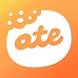 Ate Food Diary + Habit Journal