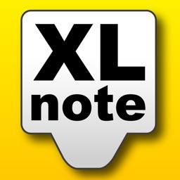 XL Notes