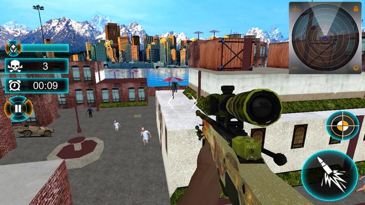 Sniper Counter War Attack 2018 screenshot-4