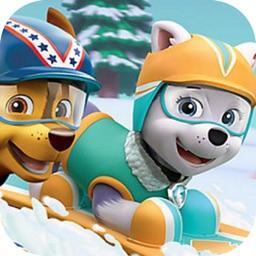 卡通滑雪:雪地大冒险