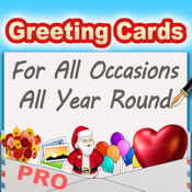 Greeting Cards App app review