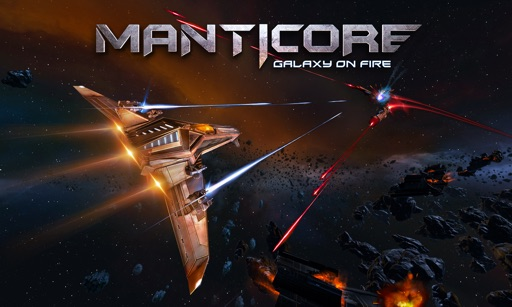 Manticore - Galaxy on Fire icon