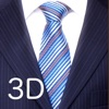 Tie a Necktie 3D Animated iPhone / iPad