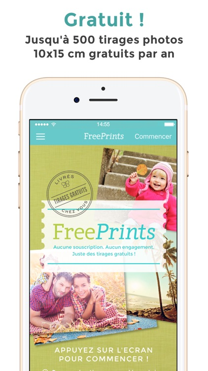 FreePrints - Impression photo