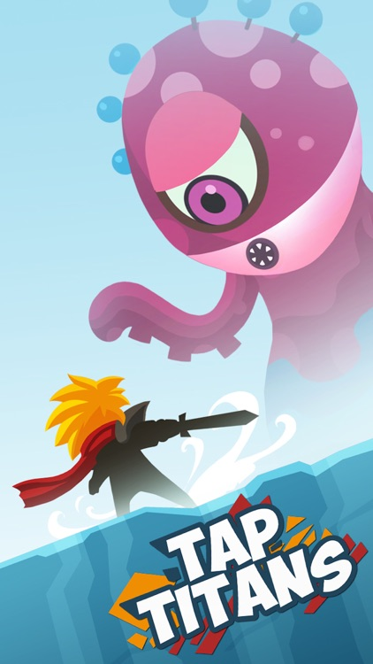 Tap Titans screenshot-0