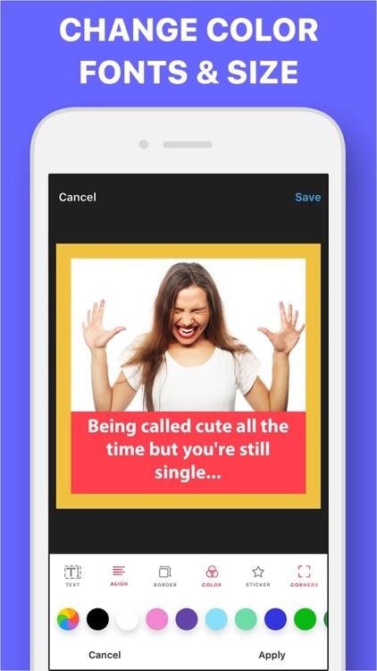 Memes Generator + Meme Creator screenshot-4
