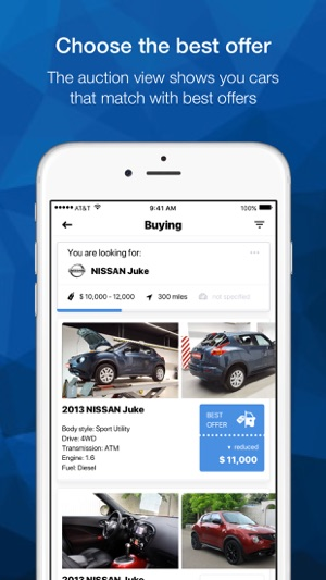 Car Shopping App >> Vroom Bids On The App Store