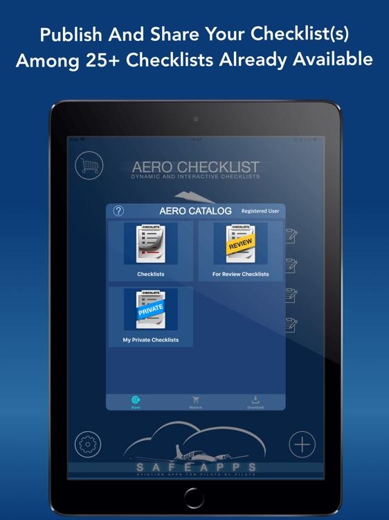 Aero Checklist screenshot-5
