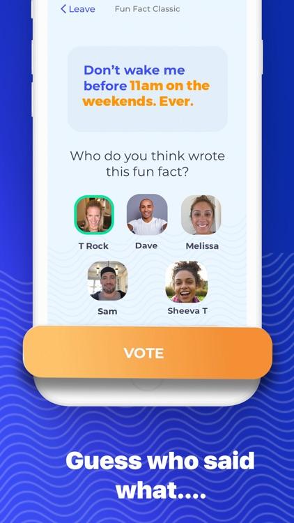 Fun Fact: Best Party Game App screenshot-6
